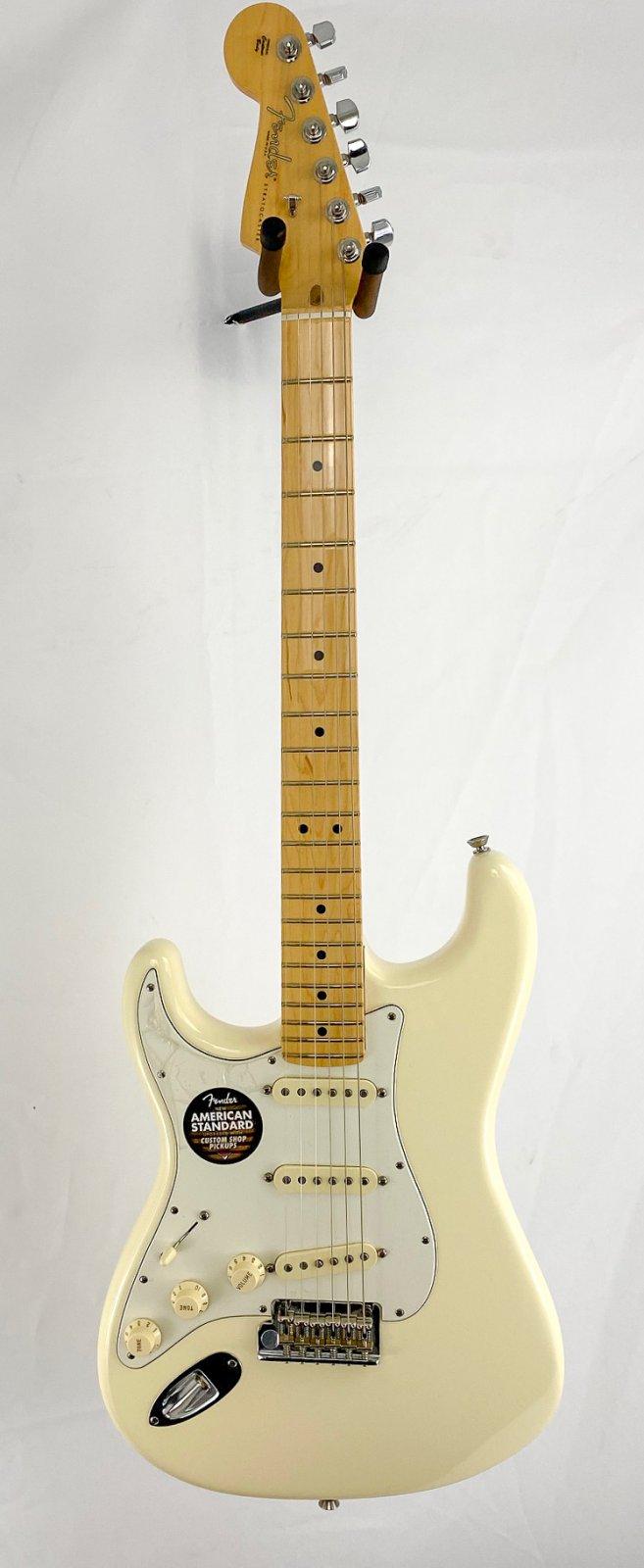 2012 Fender American Standard Strat - lefty w/gigbag