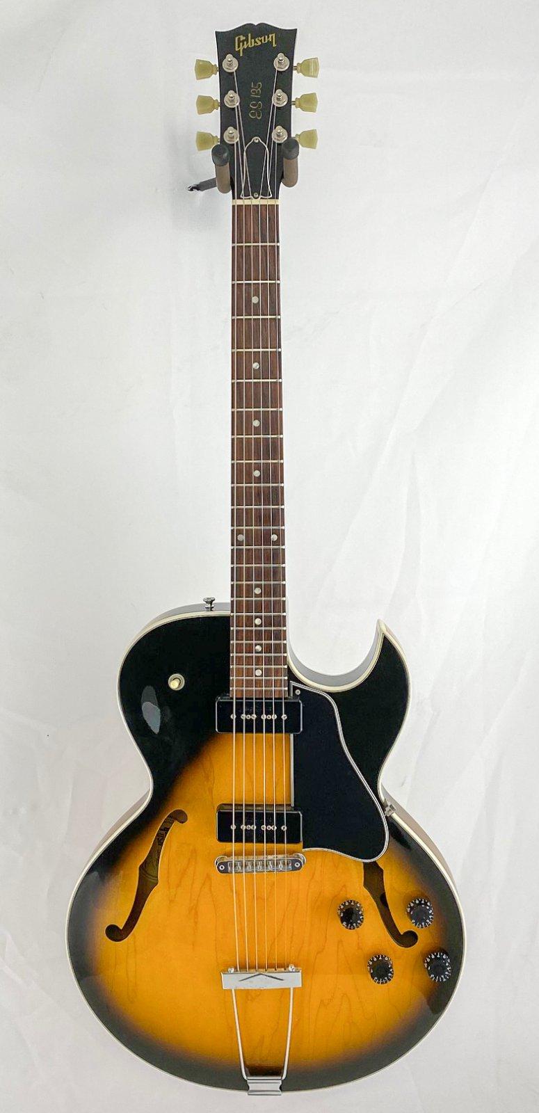 1996 Gibson ES-135 w/OHSC