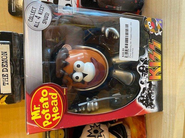 Paul Stanley Mr. Potato Head - Starchild
