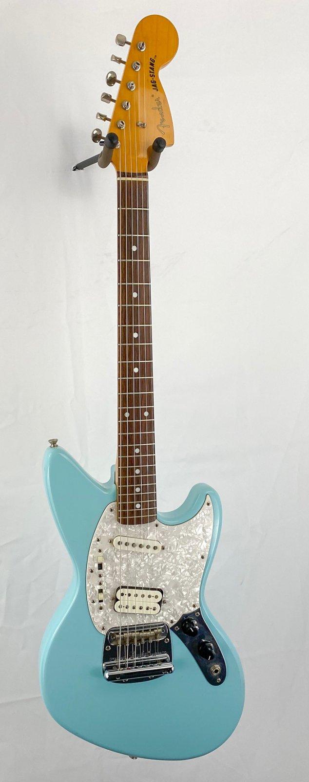 2002 Fender Jag Stang - CIJ