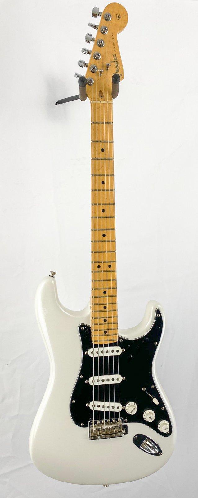 2002 Fender American Standard Strat - Pearl White refinish