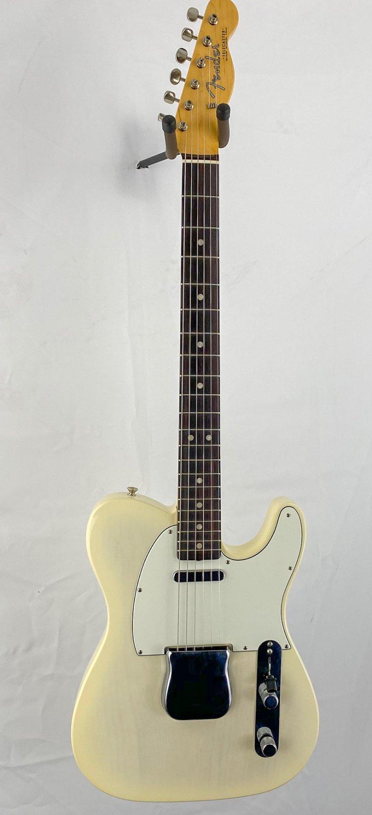 2015 Fender AVRI 64 Tele reissue