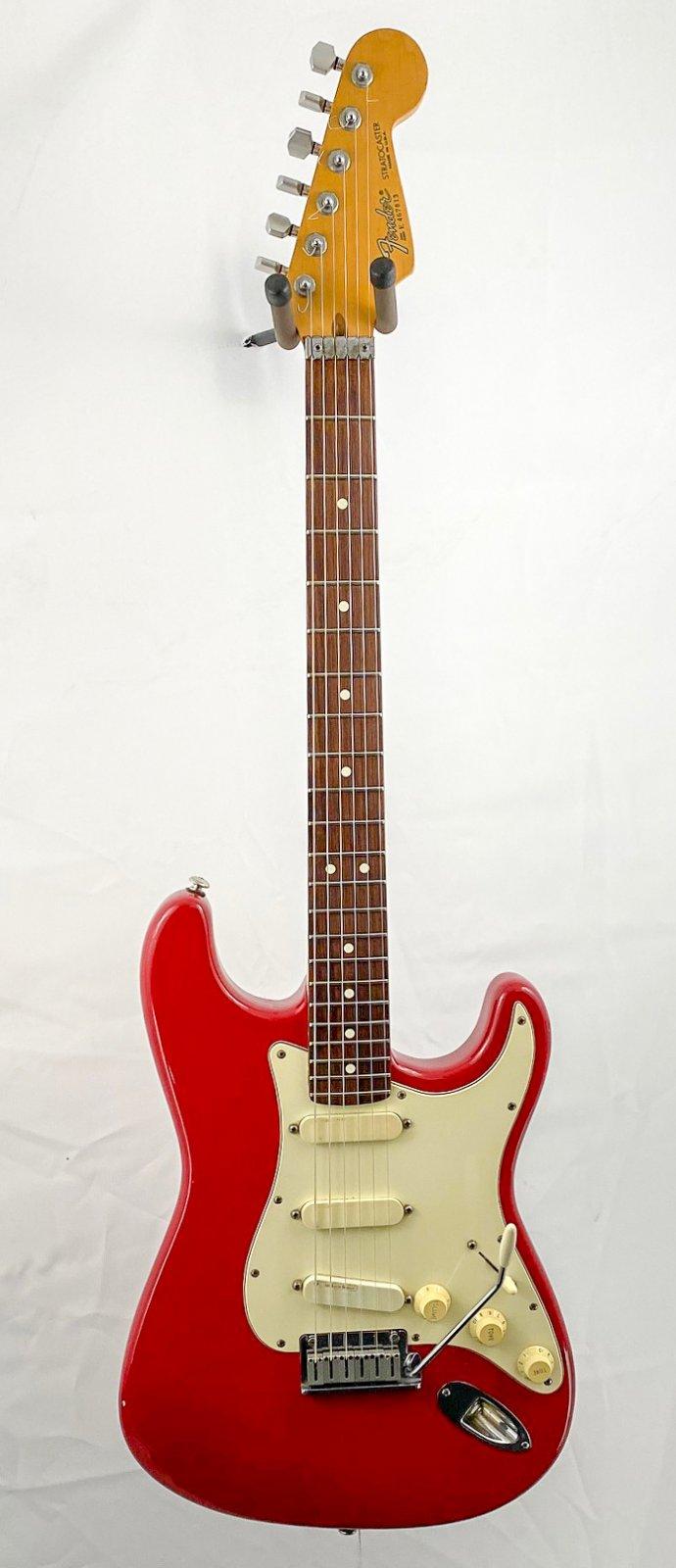 Vintage 1988 Fender Strat Plus