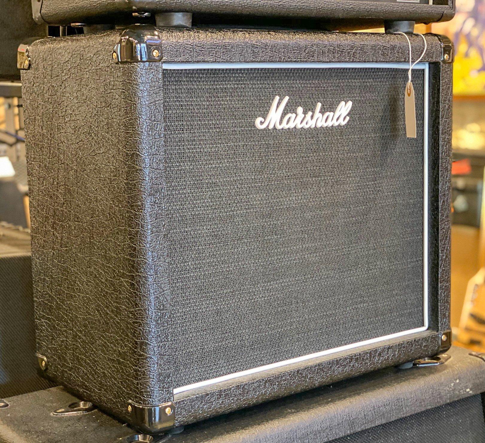 Marshall M112R cabinet w/Fender speaker