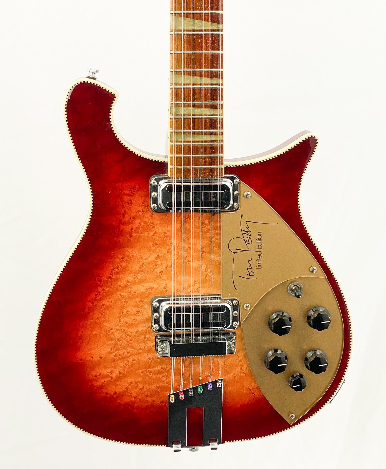 1991 Rickenbacker 660-12 Tom Petty Limited Edition 12-string
