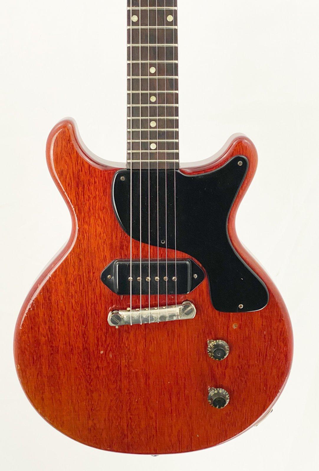 Vintage 1960 Gibson Les Paul Junior - w/original chipboard case