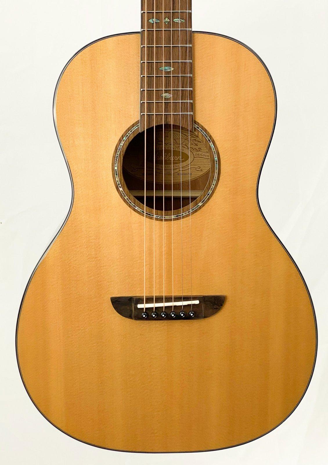 NEW Washburn Royal Saphire Parlor acoustic