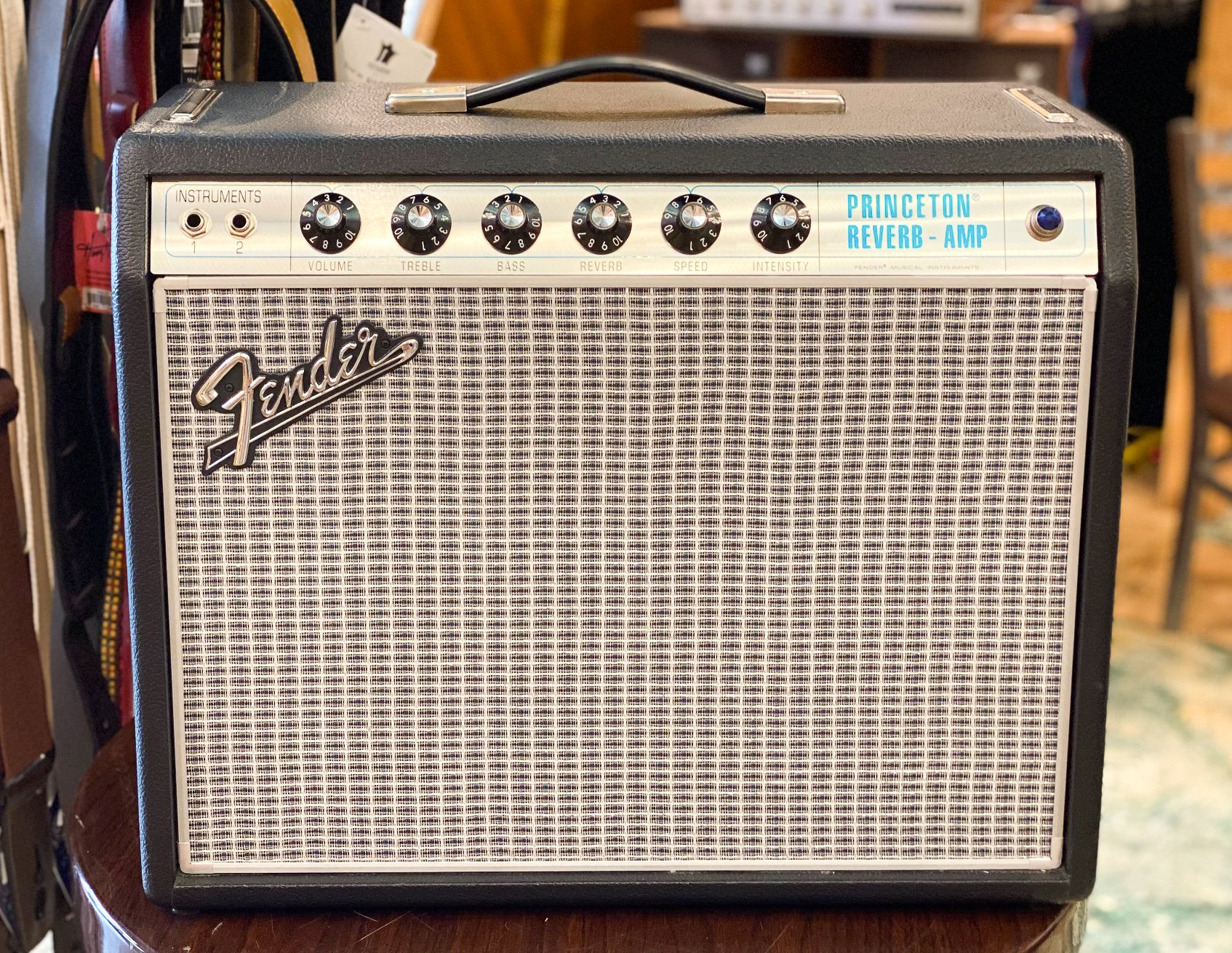 Fender '68 Custom Princeton Reverb Reissue - w/cover