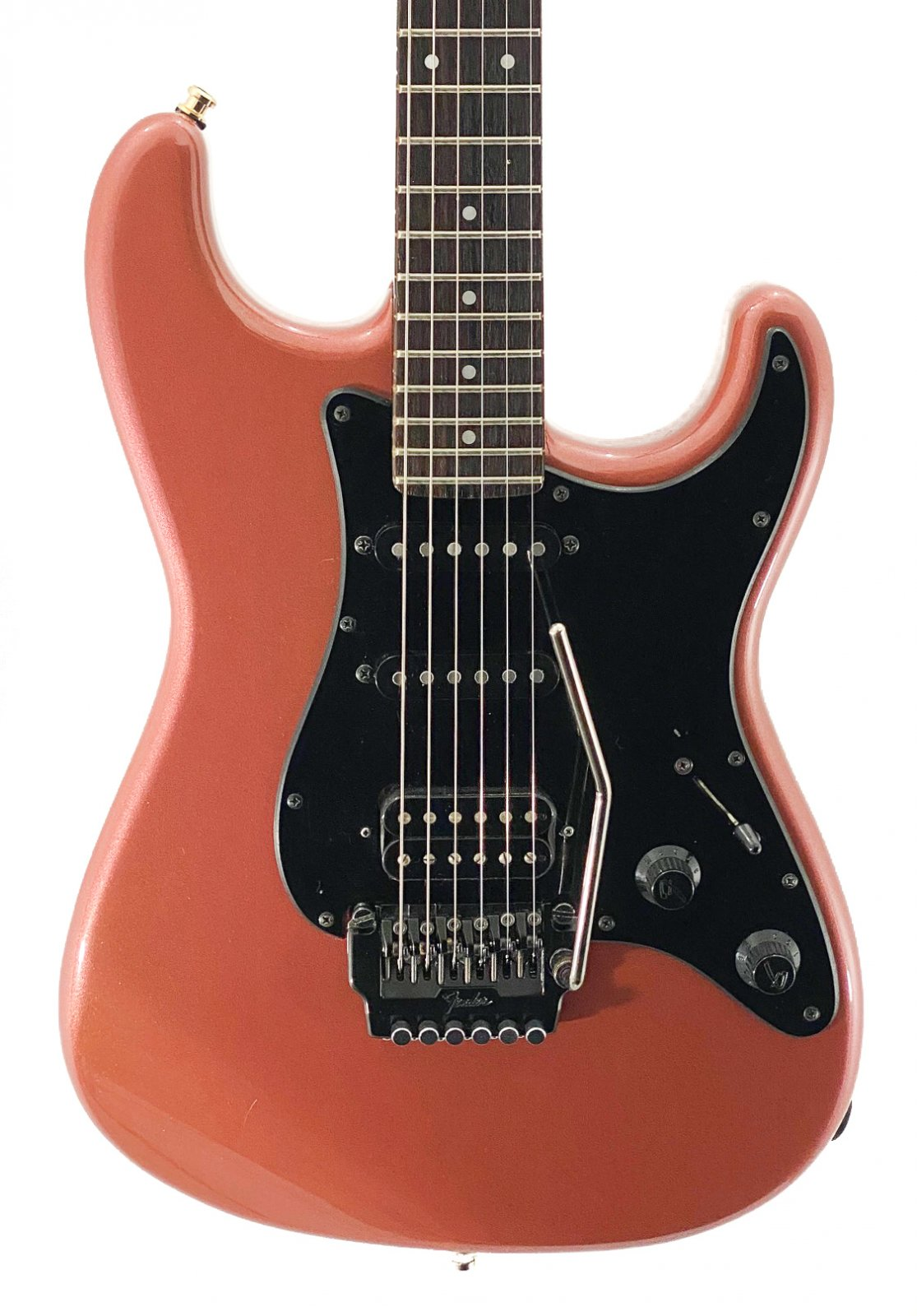 Vintage 1986 Fender Contemporary Strat Deluxe - MIJ E-series