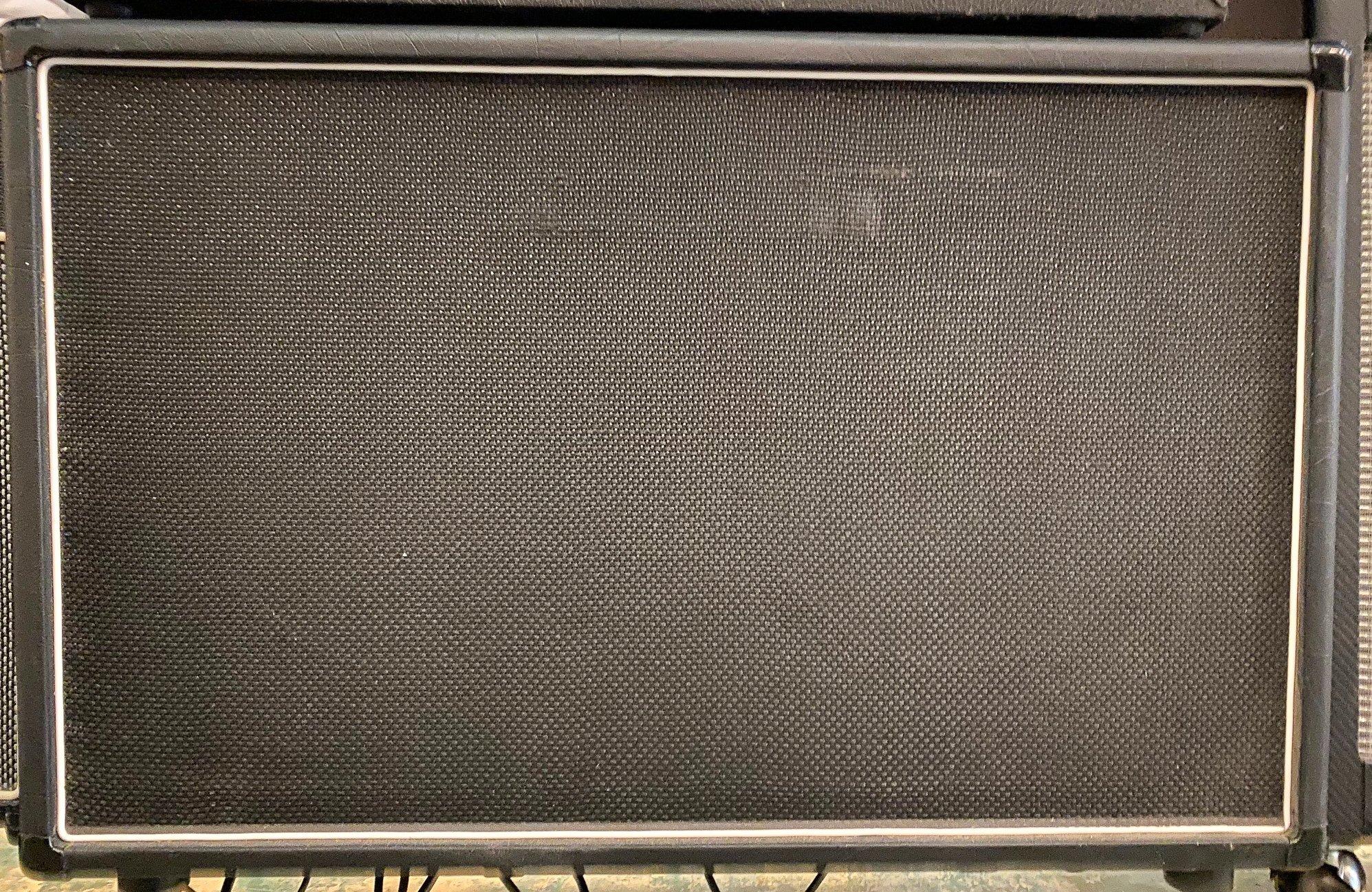 Budda 2x12 cabinet