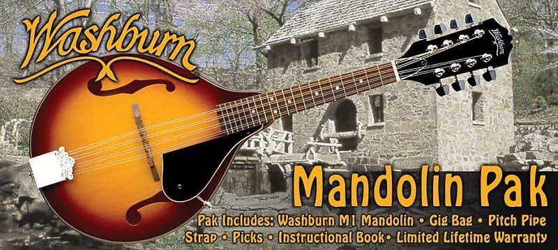 Washburn Mandolin pack - A-style