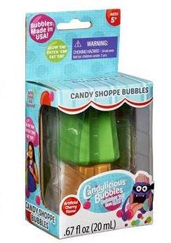 Candylicious  Bubbles - Tutti Frutti