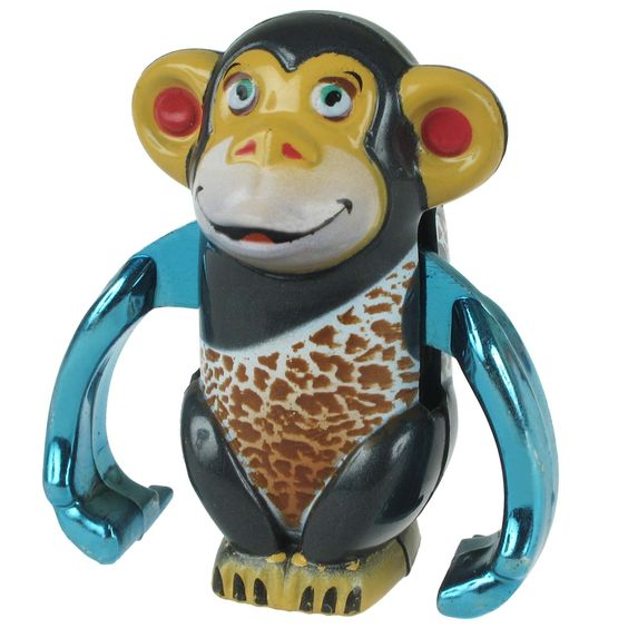 Mort the Monkey Wind-Up
