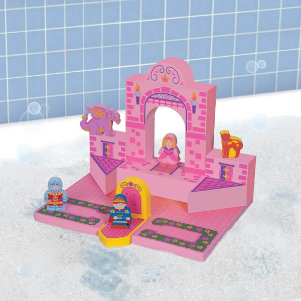 Floating Castle Set in Gift Box