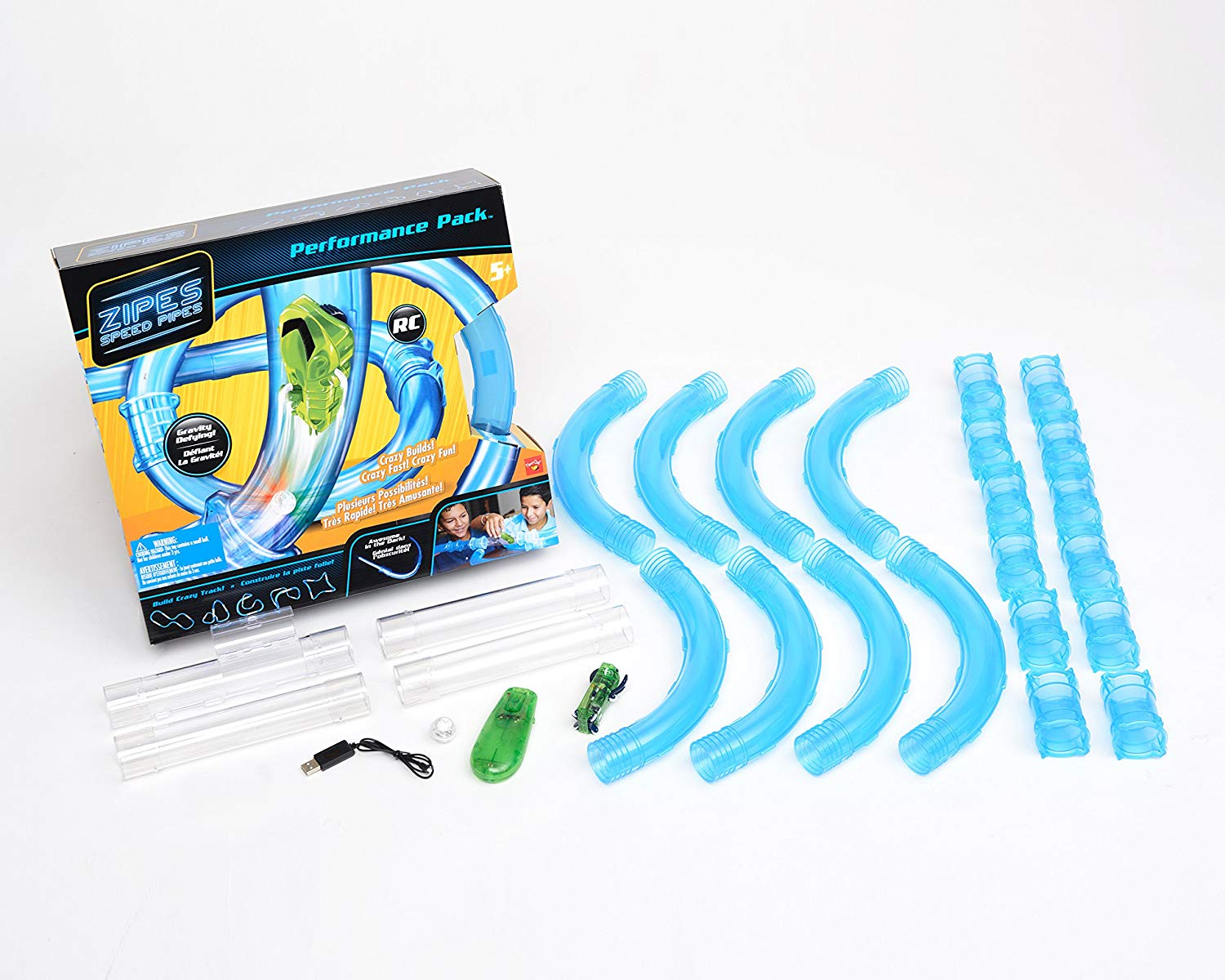 Zipes Speed Pipes - Performance Pack (Starter Set)