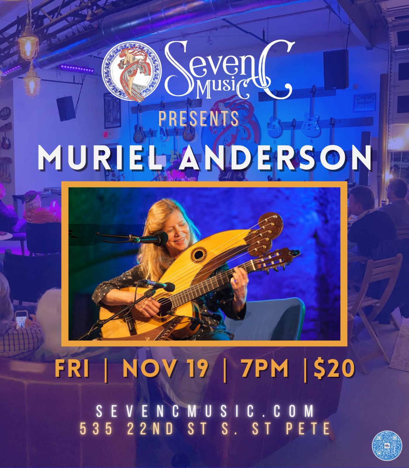 Muriel Anderson Live In Concert