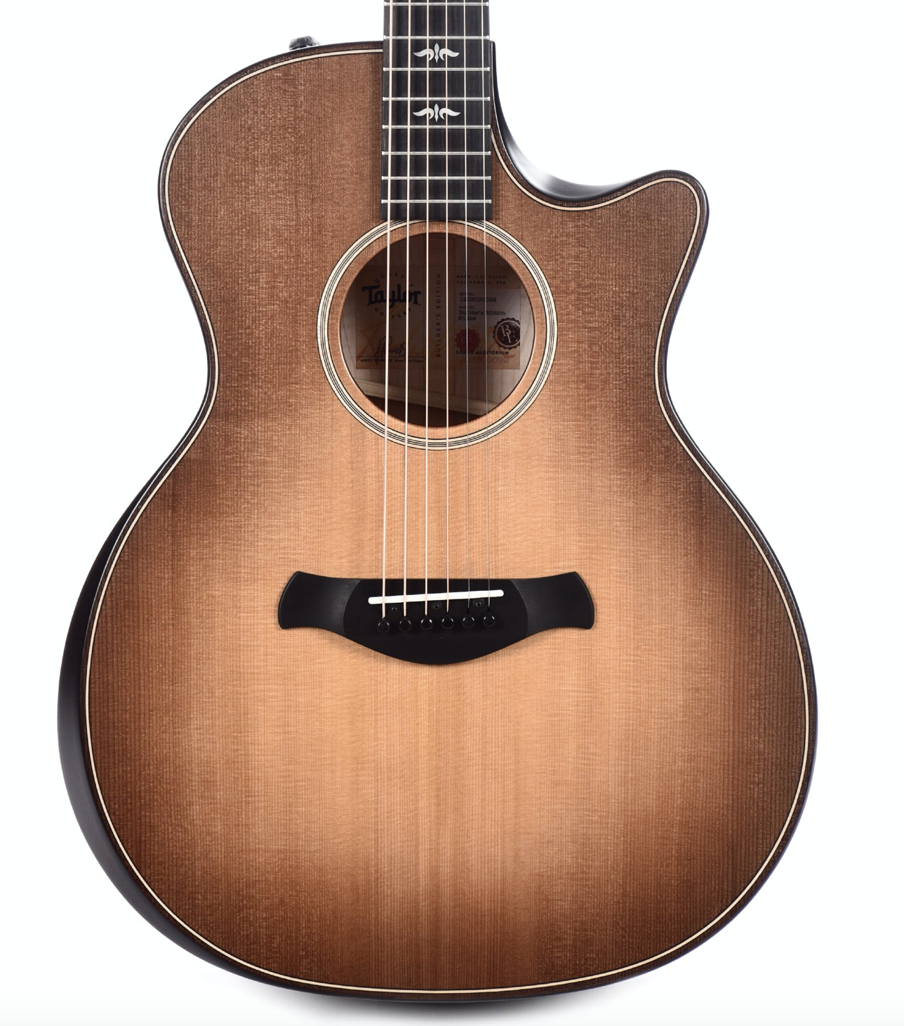 Taylor 614ce Builders Edition WHB