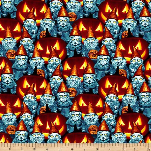 Thriller Night Halloween Gnomes 1017G