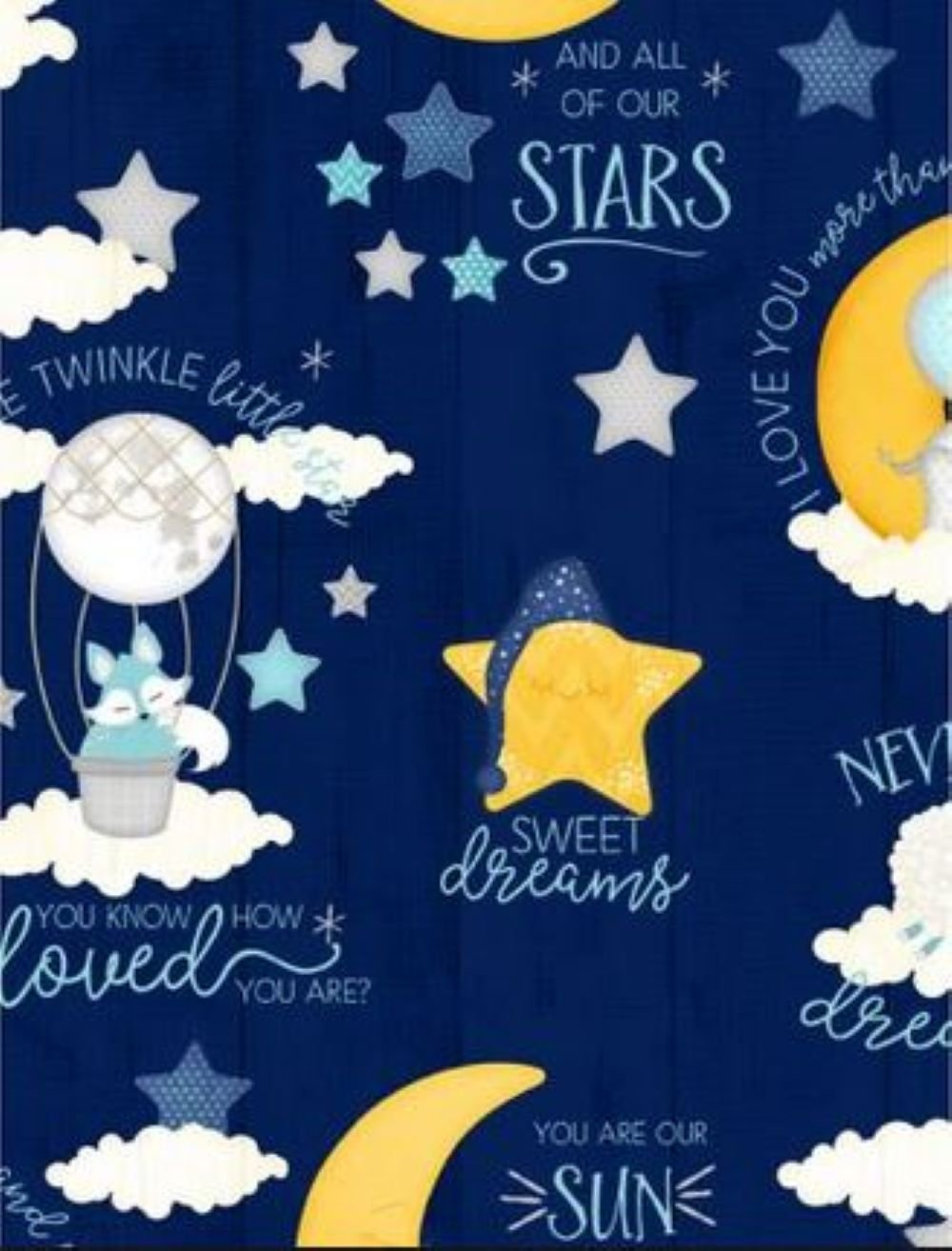 Wilmington Prints All Our Stars