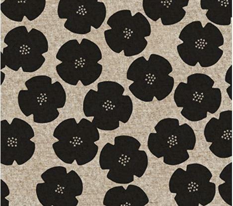Figo Fabrics Harmony Flowers