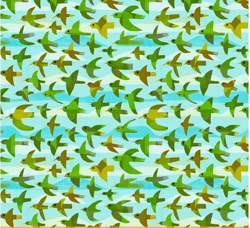 Windham Fabrics WoodLand Birds