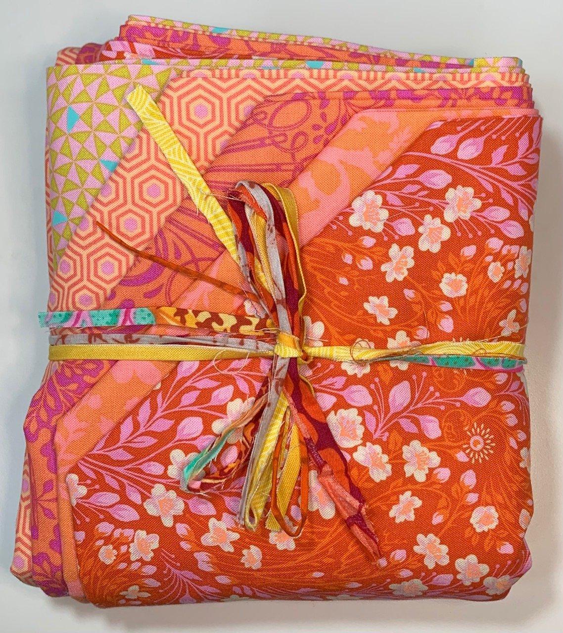 Five Yard Bundle #8 - Tula Pink
