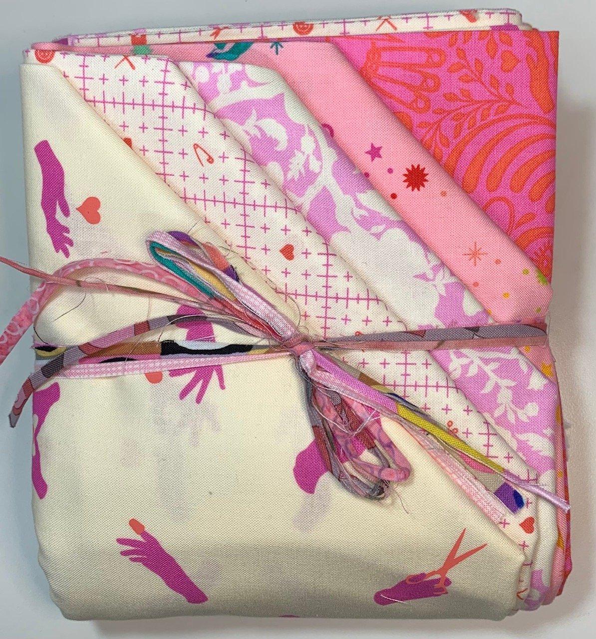 Five Yard Bundle #10 - Tula Pink