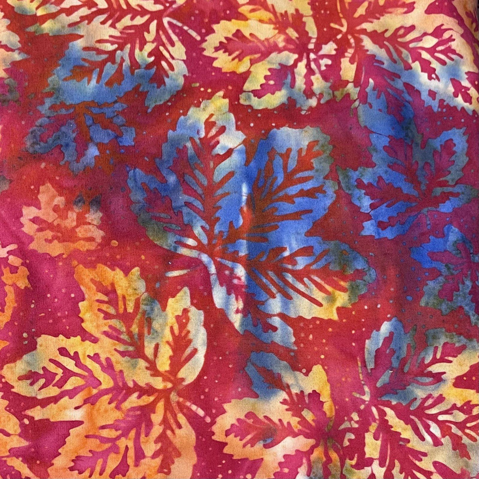 Batiks by Mirah PY-7