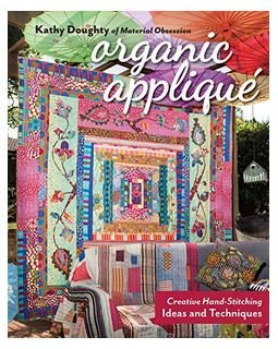 Organic Applique by Kathy Doughty - book
