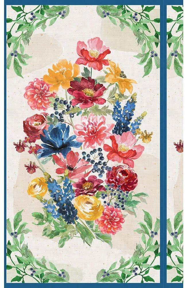 Wilmington Prints Garden Charm 83301