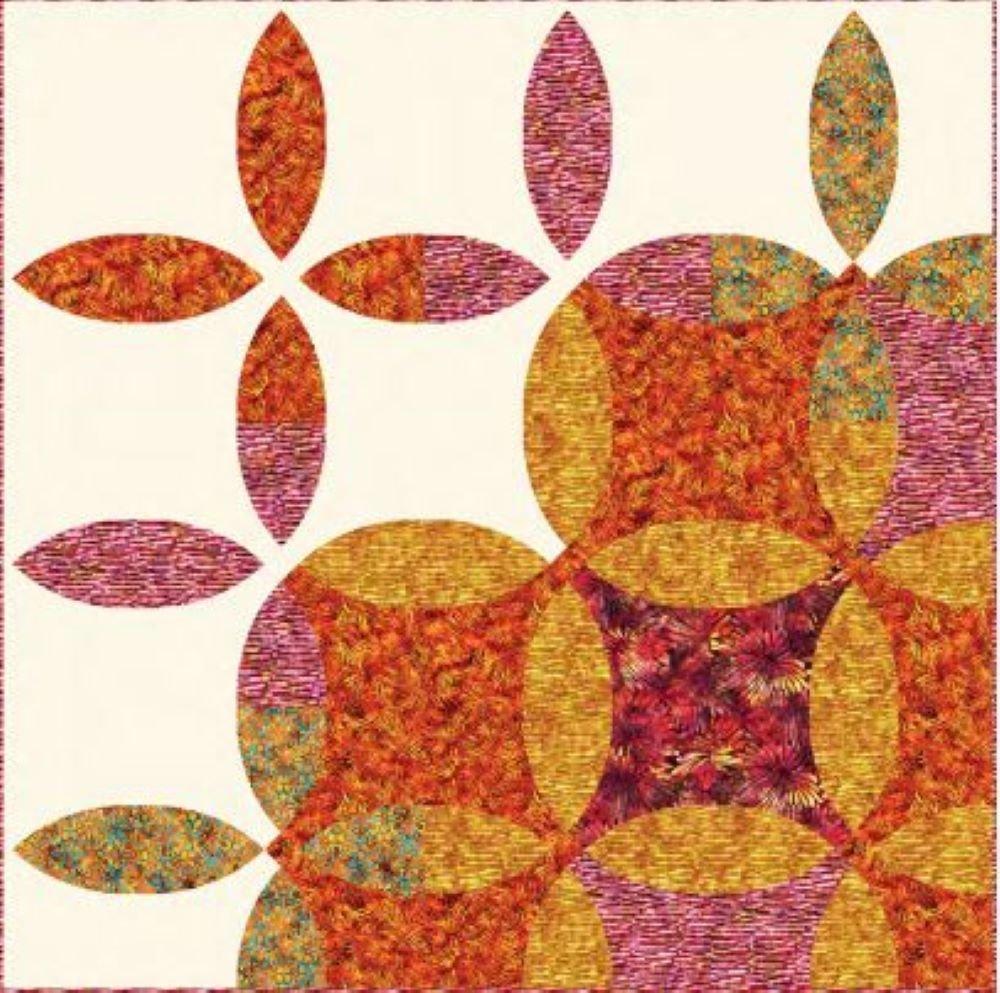 Picnic Petal - Tropicalia - Kit - QT Fabric