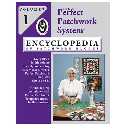 Marti Michell Encyclopedia of patchwork volume 1