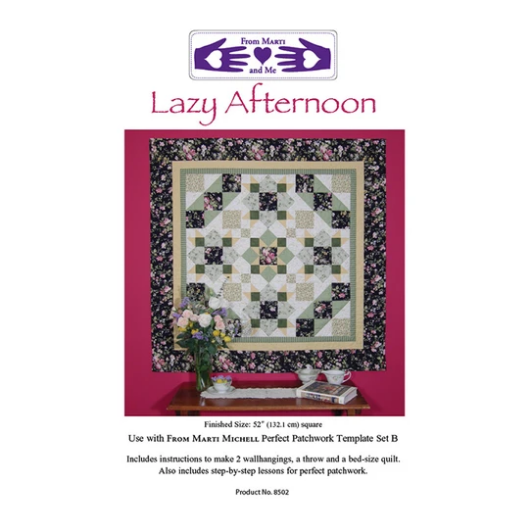 Marti Michell Lazy Afternoon Pattern