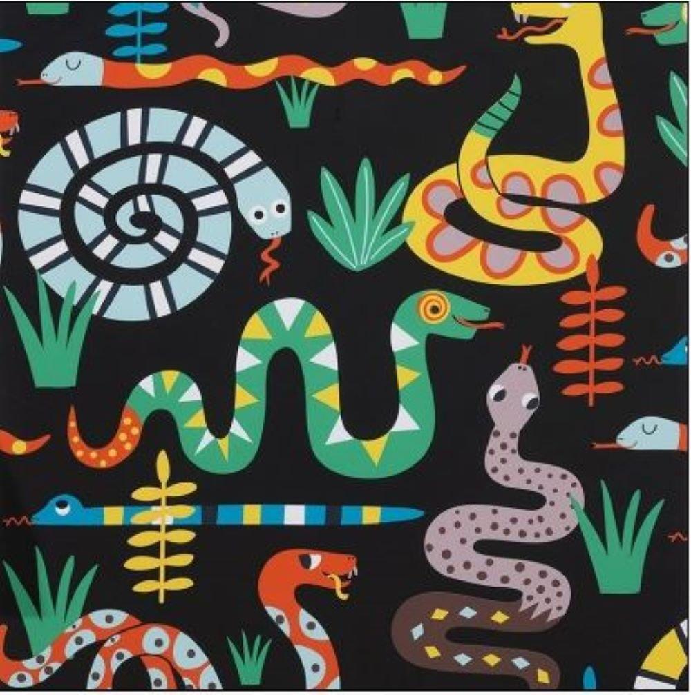 Snake Rattle & Roll - Alexander Henry