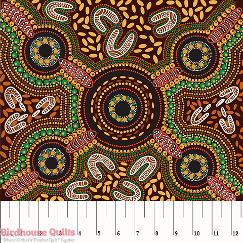 Aboriginal Prints Sacred Womans Song