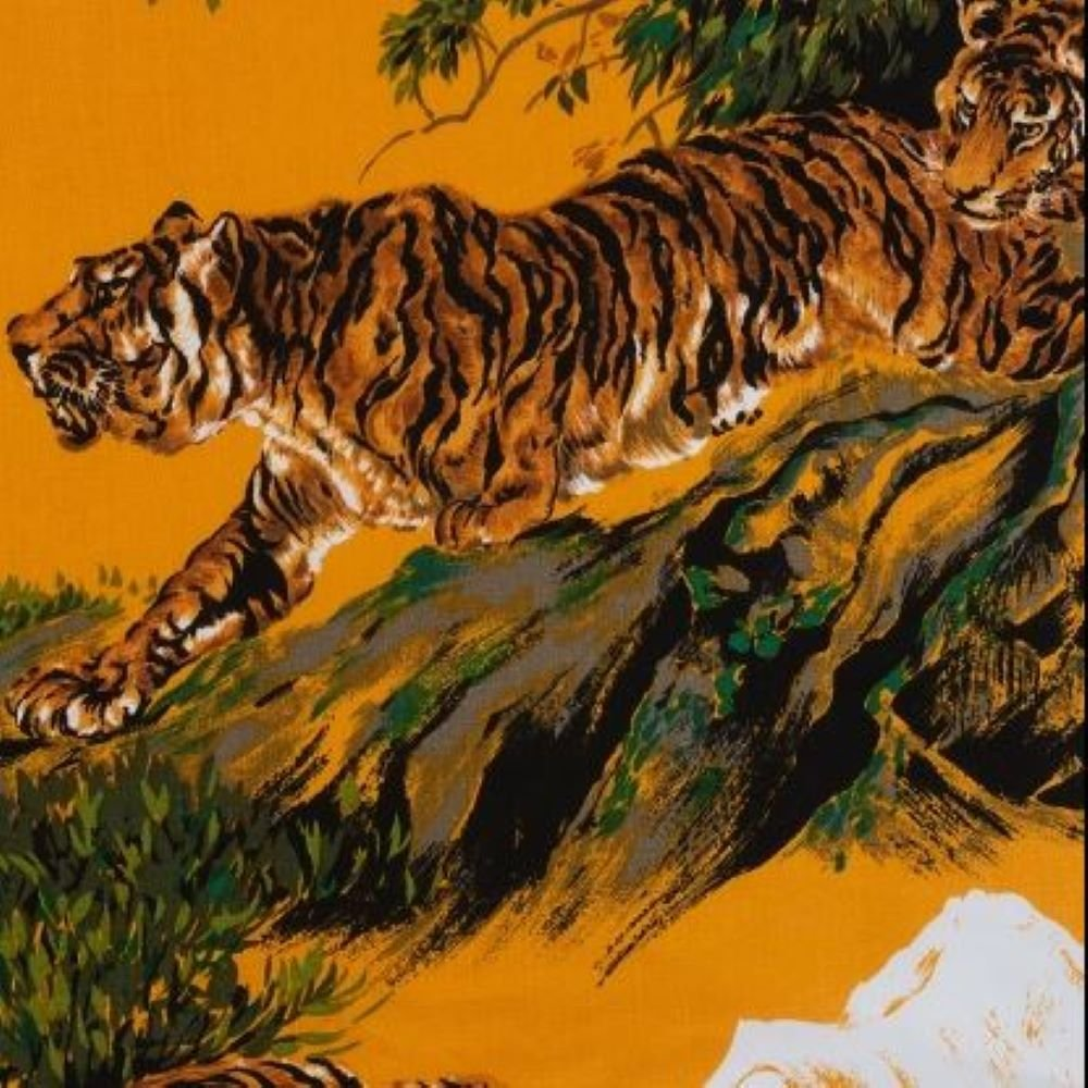 Tora ( Tiger ) - Alexander Henry