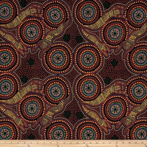 Aboriginal Prints Winter Spirits