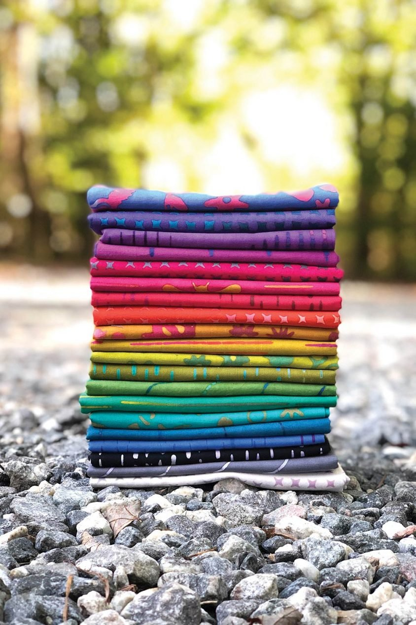 Stitched - Fat Quarter Bundle