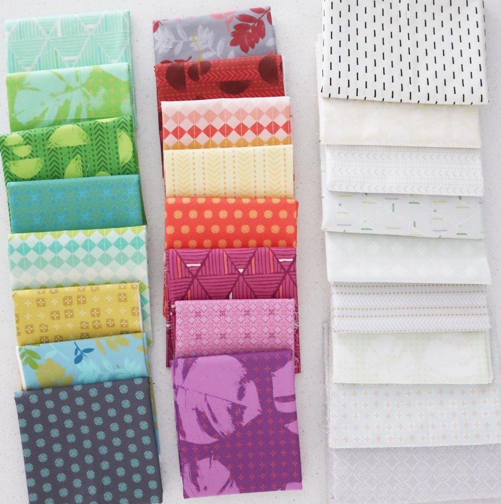 Fat Quarter Bundle of Mod Cloth by Sew Kind of Wonderful