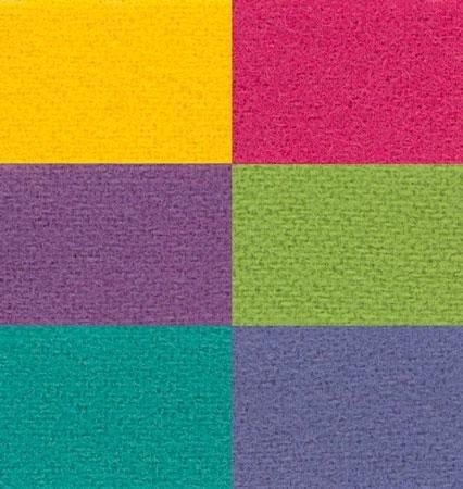 Sidewalk Chalk Mill Dyed Wool Pack by Sue Spargo