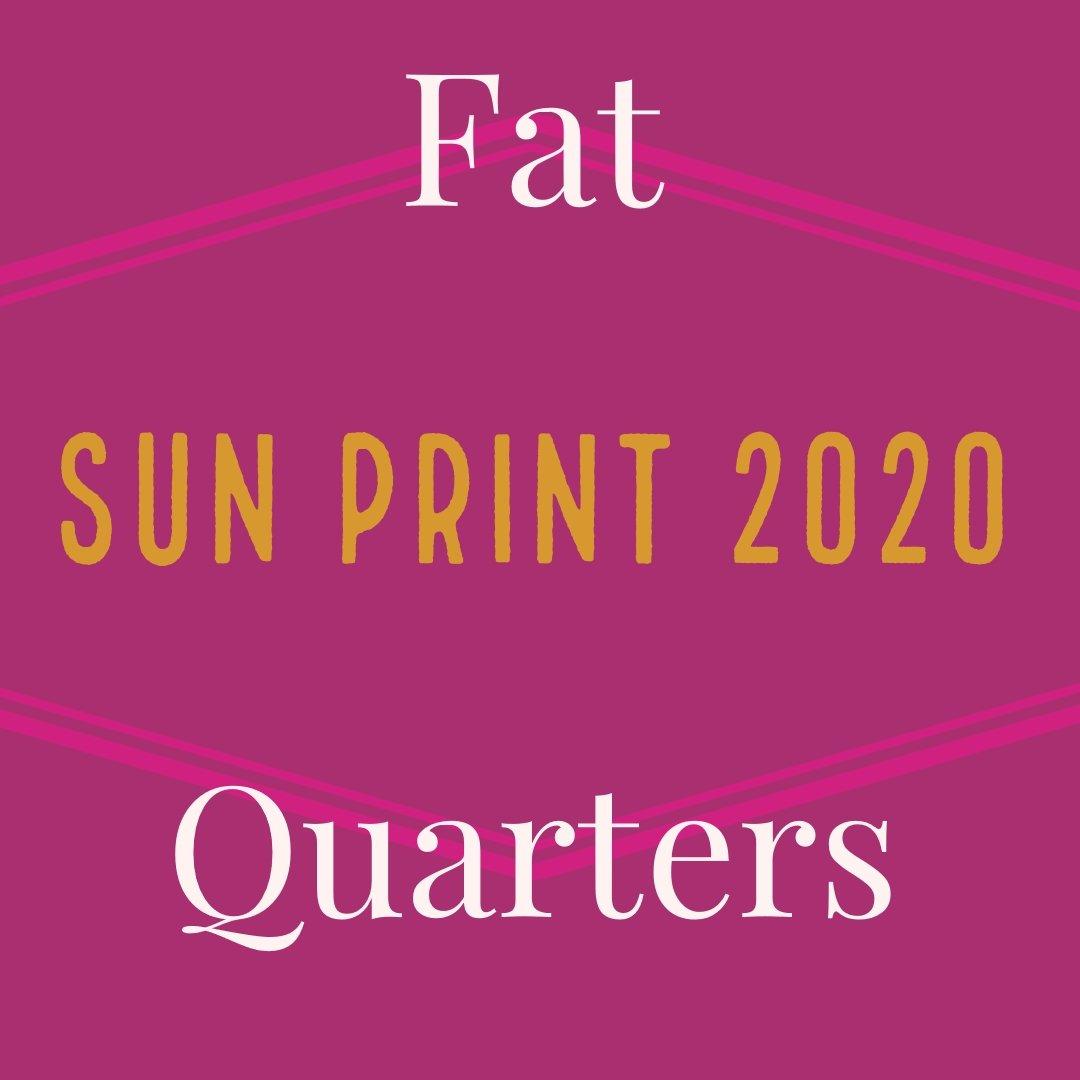 SunPrint 2020 Fat Quarter Bundle PRE SALE