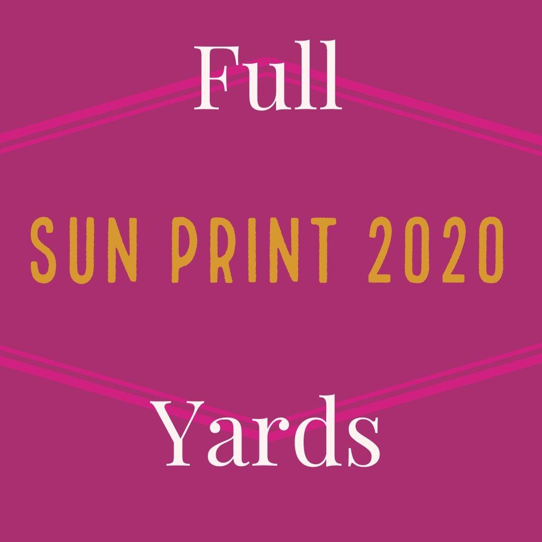 SunPrint 2020 Full Yard Bundle