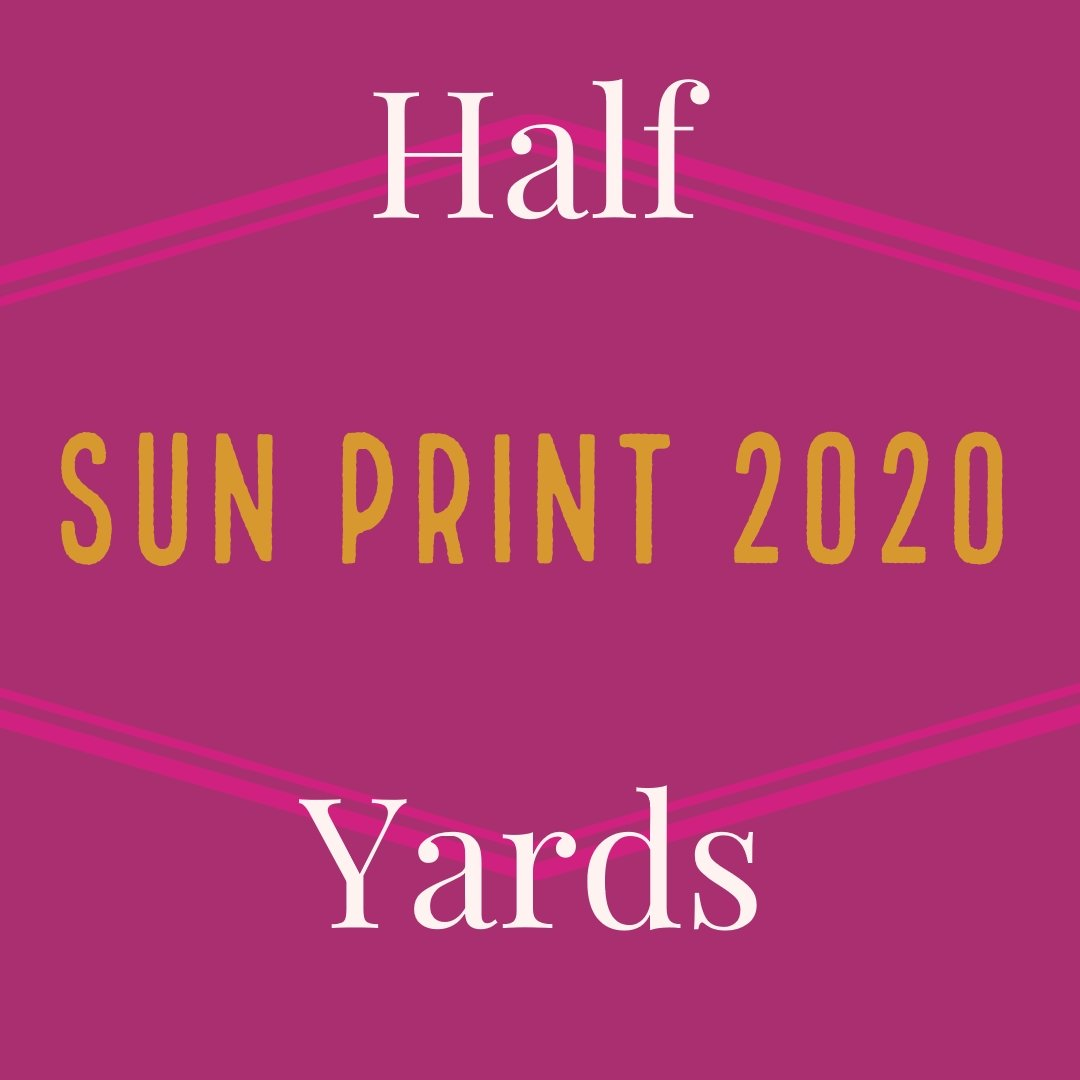 SunPrint 2020 Half Yard Bundle PRE SALE