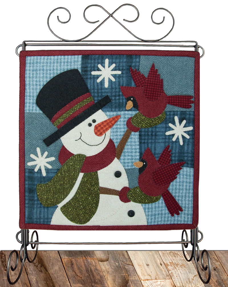Little Quilts Squared - January