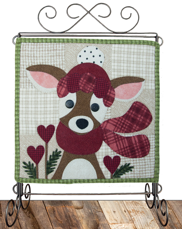 Little Quilts Squared - February