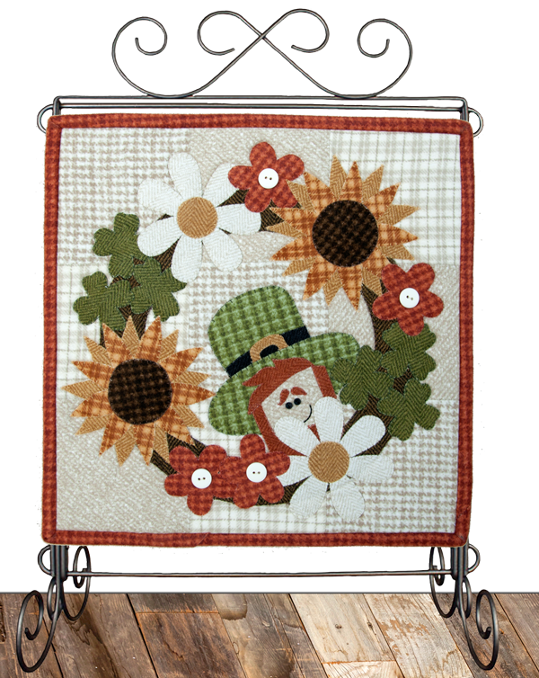 Little Quilts Squared - March