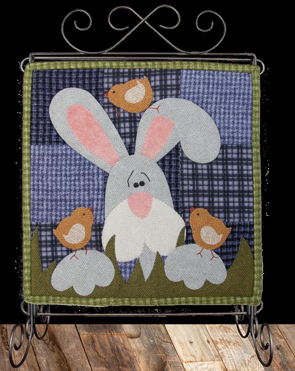 Little Quilts Squared - April