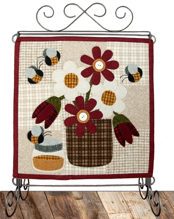 Little Quilts Squared - June