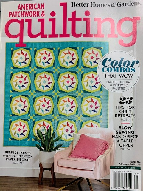 American Patchwork & Quilting June 2020