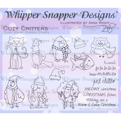 COZY CRITTERS